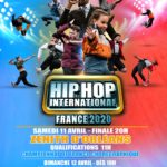 Hip Hop International France 2020 – annulé